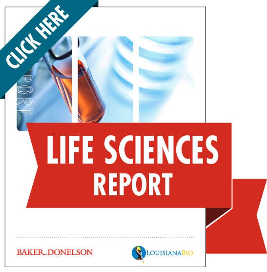 Click here to download the State of Life Sciences Entrepreneurship in Louisiana report.
