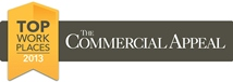 The Commercial Appeal - Top Workplaces 2013