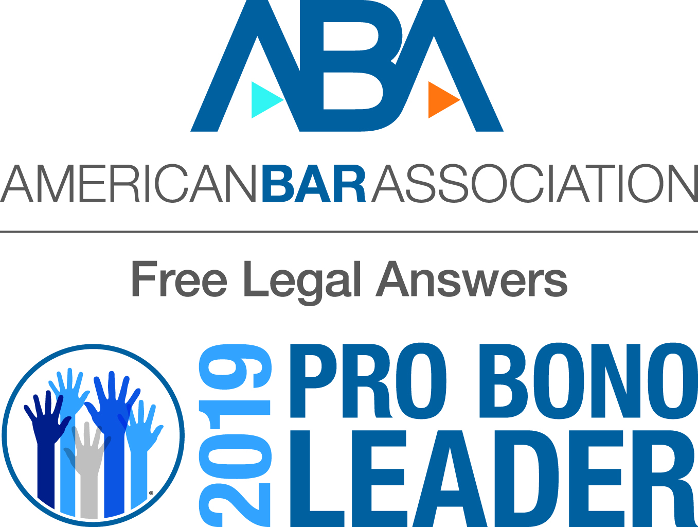 Baker Donelson - ABA Free Legal Answers 2019 Pro Bono Leader